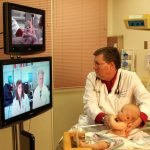 Baby med conference TV