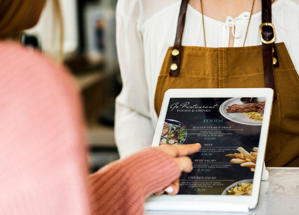 interactive ordering
